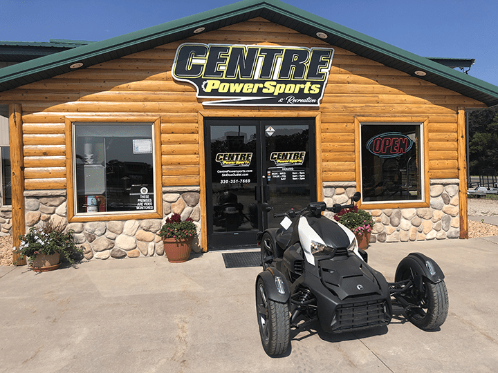 Can-Am Can-Am Spyder & Ryker | Centre PowerSports